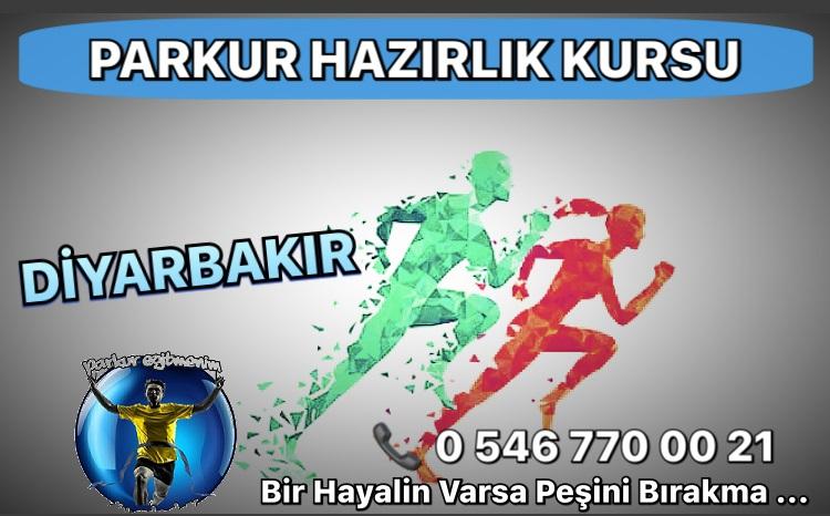 Diyarbakır Parkur Hazırlık Kursu