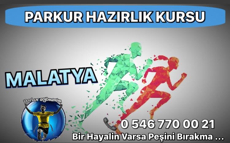 Malatya Parkur Hazırlık Kursu