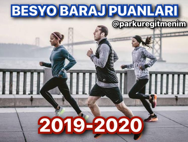 2019-2020 besyo baraj puanı