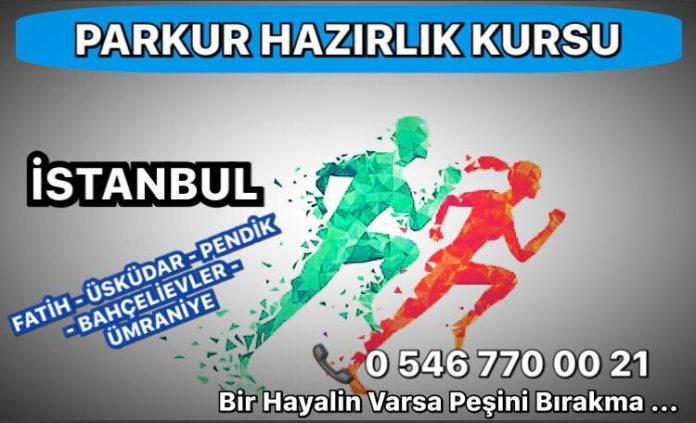 İstanbul tüm ilçeler parkur kursu