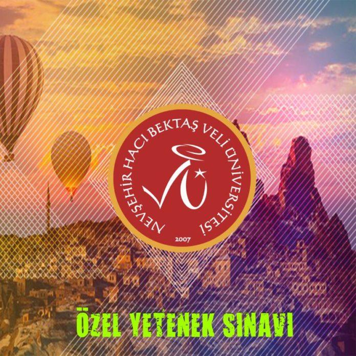 2018 nevşehir üniversitesi besyo özel yetenek sınavı
